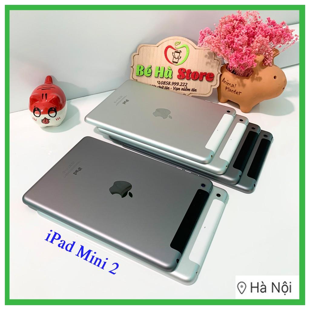 Shop bán Máy Tính Bảng iPad Mini 2 - 16/ 32/ 64/ 128Gb Chỉ Wifi - Zin Đẹp 99%  - BH 6 Tháng