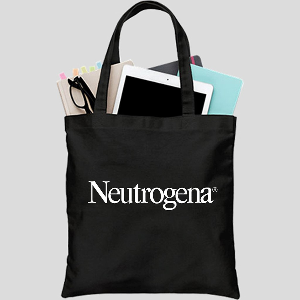 Túi Tote Túi Đeo Chéo Túi Vải Neutrogena