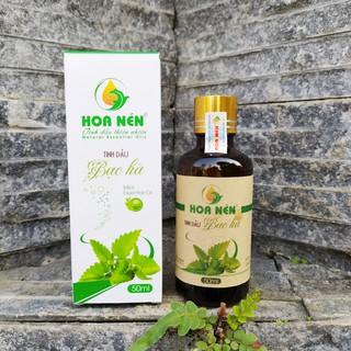 TINH DẦU BẠC HÀ NGUYÊN CHẤT 100%_Tinh dầu xông phòng đuỗi muỗi, khử mùi, giảm stress hiệu quả