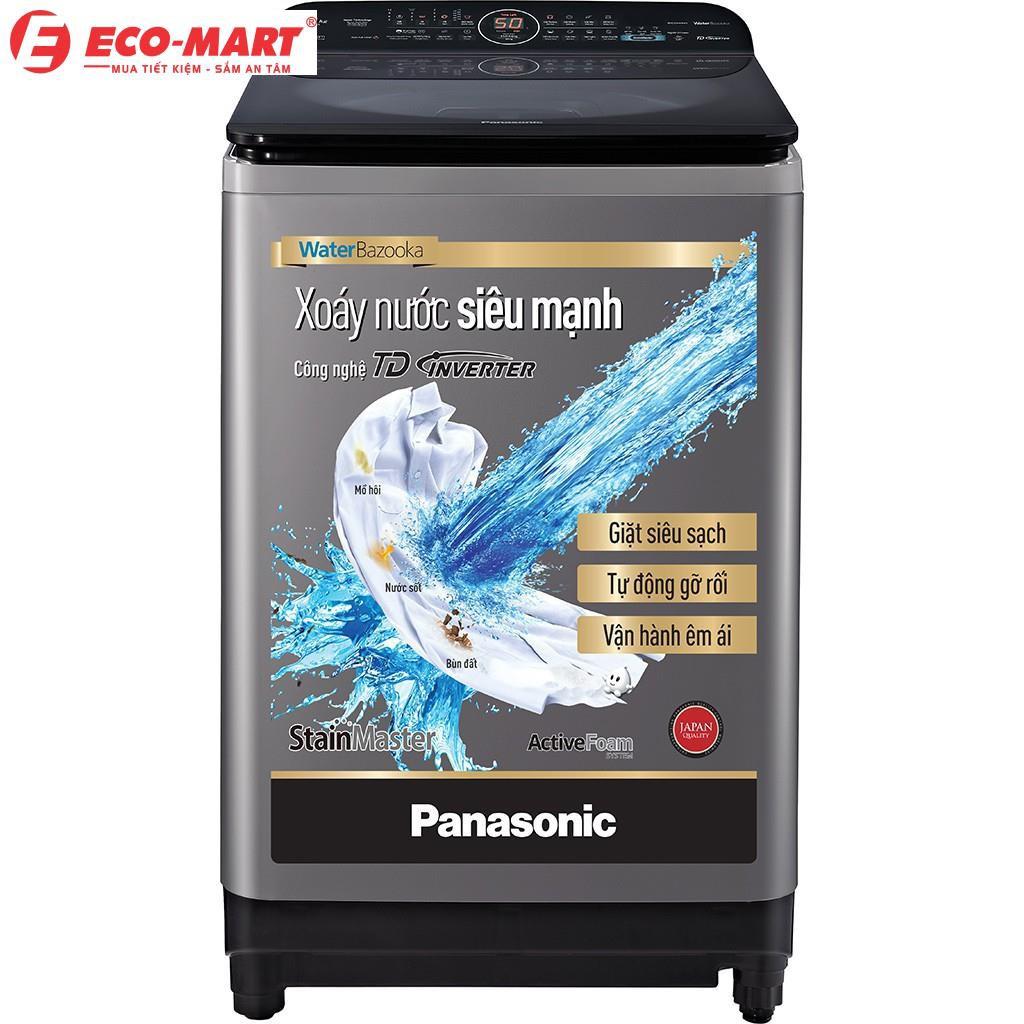 Máy giặt Panasonic cửa trên 10.5kg NA-FD10AR1GV