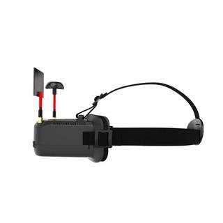 【RC Kuduer】Eachine VR006 VR-006 40CH FPV Goggles w/ 3.7V 500mAh Battery