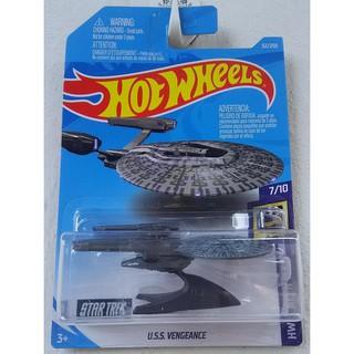 Xe mô hình Hot Wheels U.S.S. Vengeance FYC94