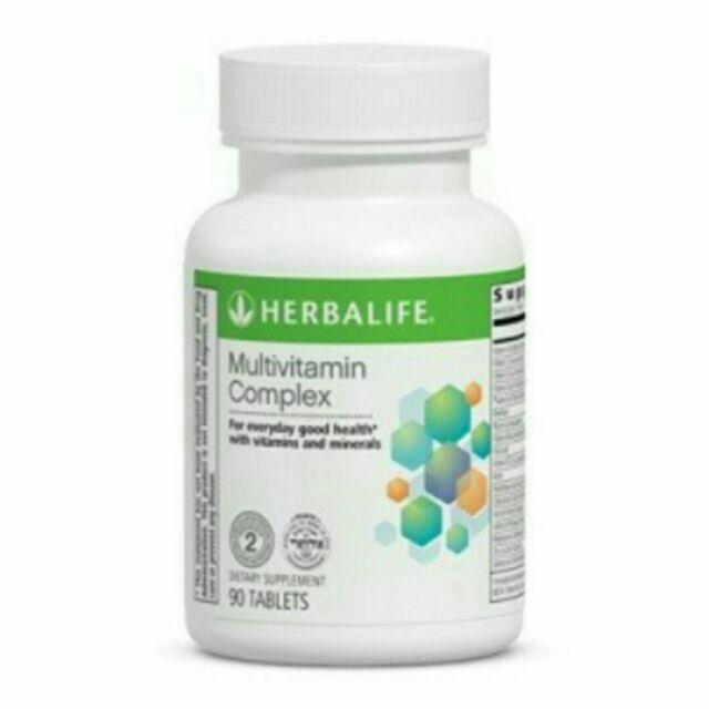 (Hàng có sẵn )Hỗn hợp Vitamin Herbalife Công thức F2