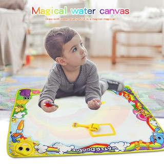 Water Drawing Mat Insect Theme Coloring Board Baby Painting Toy & Tools Play Mat