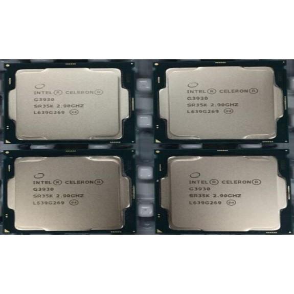 CPU G3930 Socket 1151 chưa fan