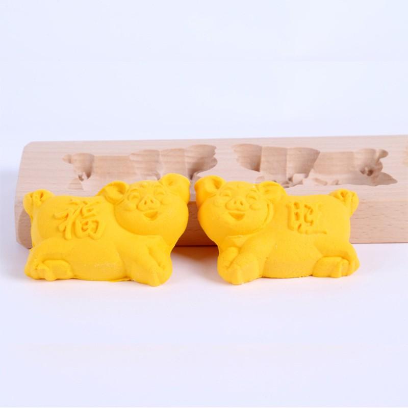 Khuôn Làm Bánh Trung Thu Truyền Thống Trung Quốc