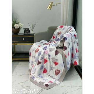 Chăn lụa tencel 2m3 đẳng cấp không gian phòng ngủ