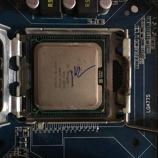 Cpu xeon L5420 kèm fan mod 775 Giá chỉ 250.000₫