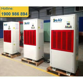 Máy Hút Ẩm Công nghiệp Chịu Nhiệt Cao dạng đứng DeAir, model DeAir.RE-300H