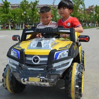 Ô tô xe điện đồ chơi vận động MERCEDES NEL 803 cho bé mẫu địa hình