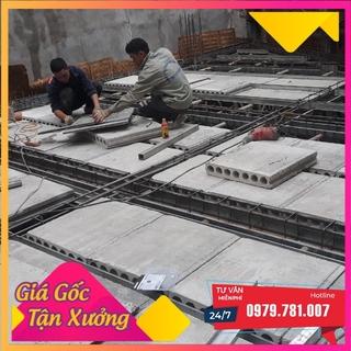 Sàn bê tông lắp ghép gec tại Thái Nguyên