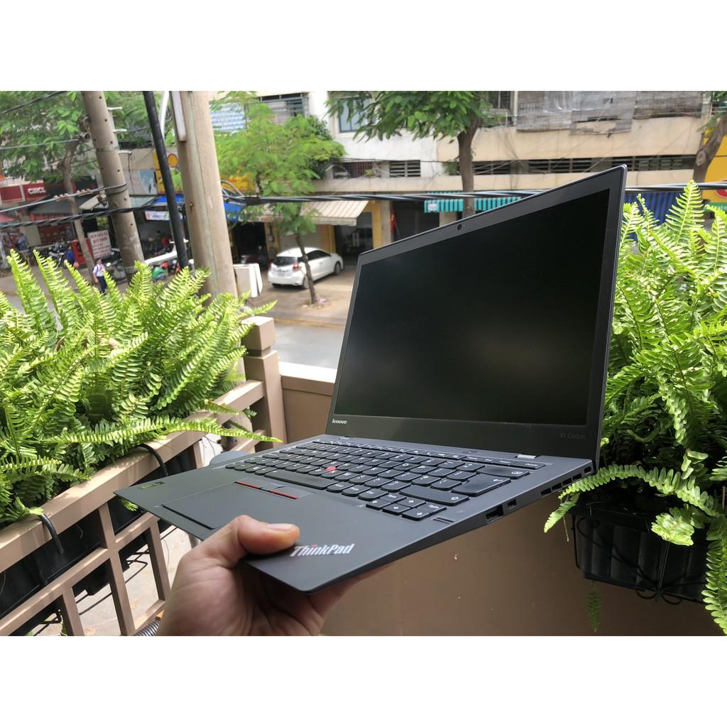 Laptop thinkpad X1 carbon 2015 gen 3, i7 5600u, 8gb, ssd 256gb, 14.1 inch 2k 2560x1440