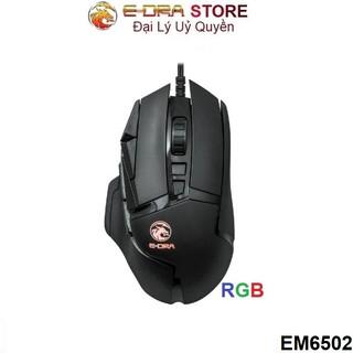Chuột Gaming Edra EM6502 Pro, Led RGB (16000 DPI) thumbnail