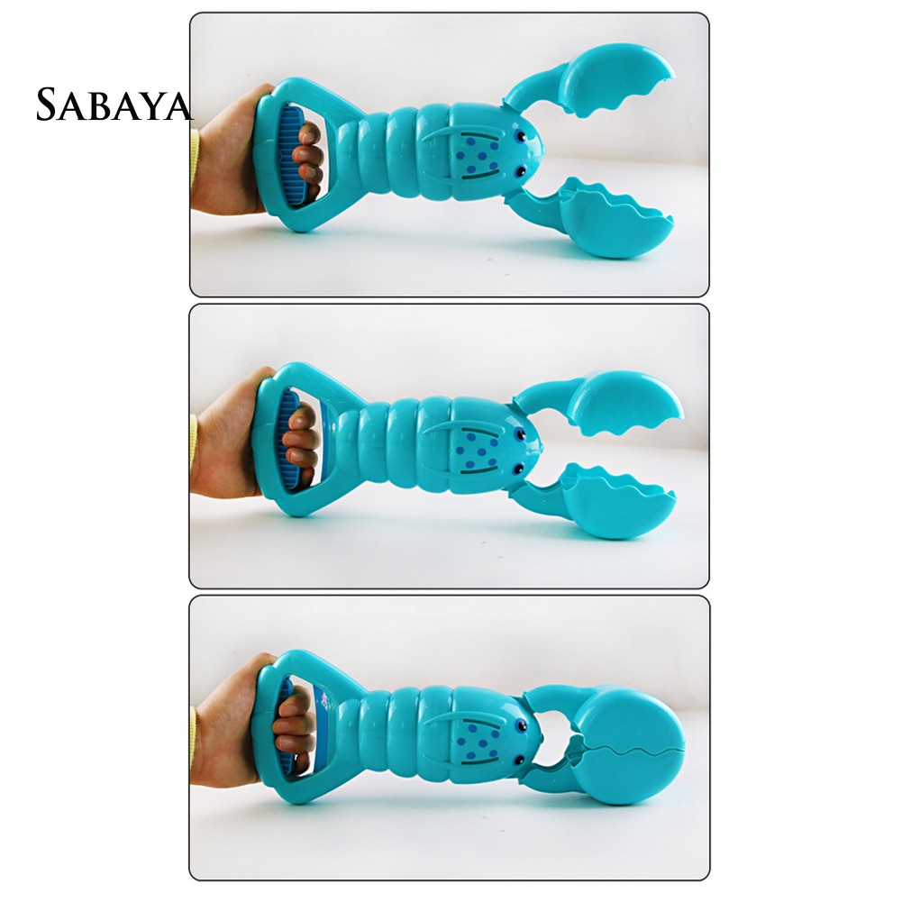 ✬✬✬Crab Shape Snowball Maker Winter Snow Scoop Clip Sand Clay Mold Tool Kids Toy