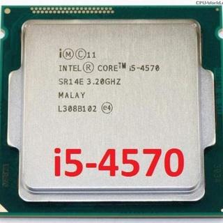 Bộ Xử Lý PC Đồng Bộ HoangPC CPU Intel I5 4570 (6M Bộ Nhớ Đệm, Tối Đa 3,60 GHz)- SK 1150 Hỗ Trợ H81, B85, ... thumbnail