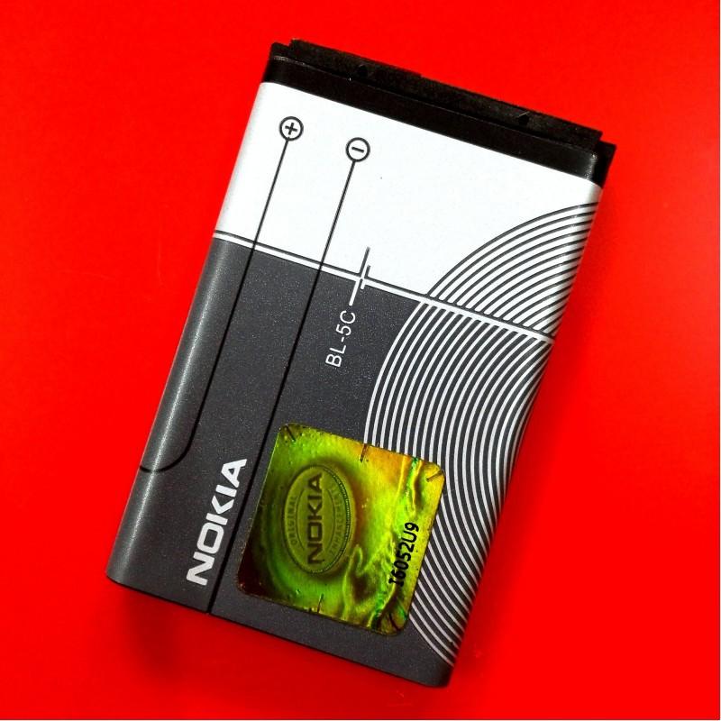 Pin nokia Bl 5C (2 ic chống phù) Cho Nokia 1280, 110i...
