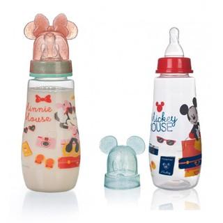 Bình Sữa Disney 300ml màu xanh hồng DN80117