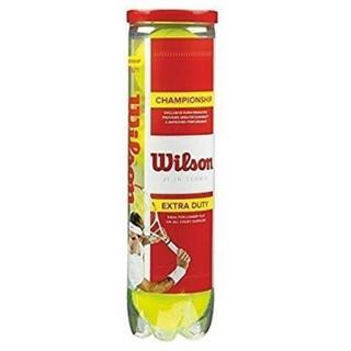 Banh tennis Wilson đỏ 4 trái thumbnail