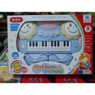 Đồ chơi đàn có nhạc có bộ bàn phím