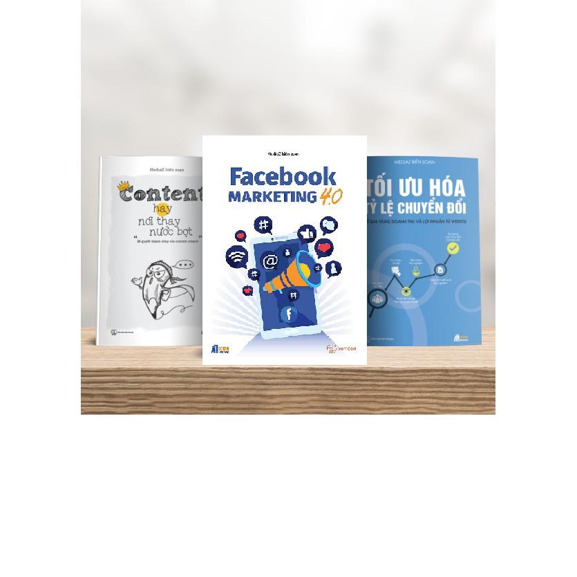[Sách] Combo Sách Content Hay Nói Thay Nước Bọt +...