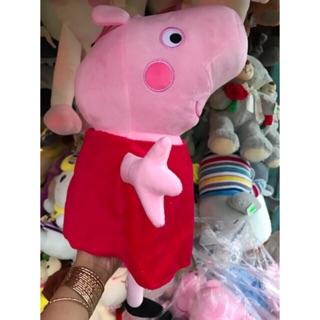HEO PEPPA PIG,Lông Nhung Mịn,Gòn Trắng