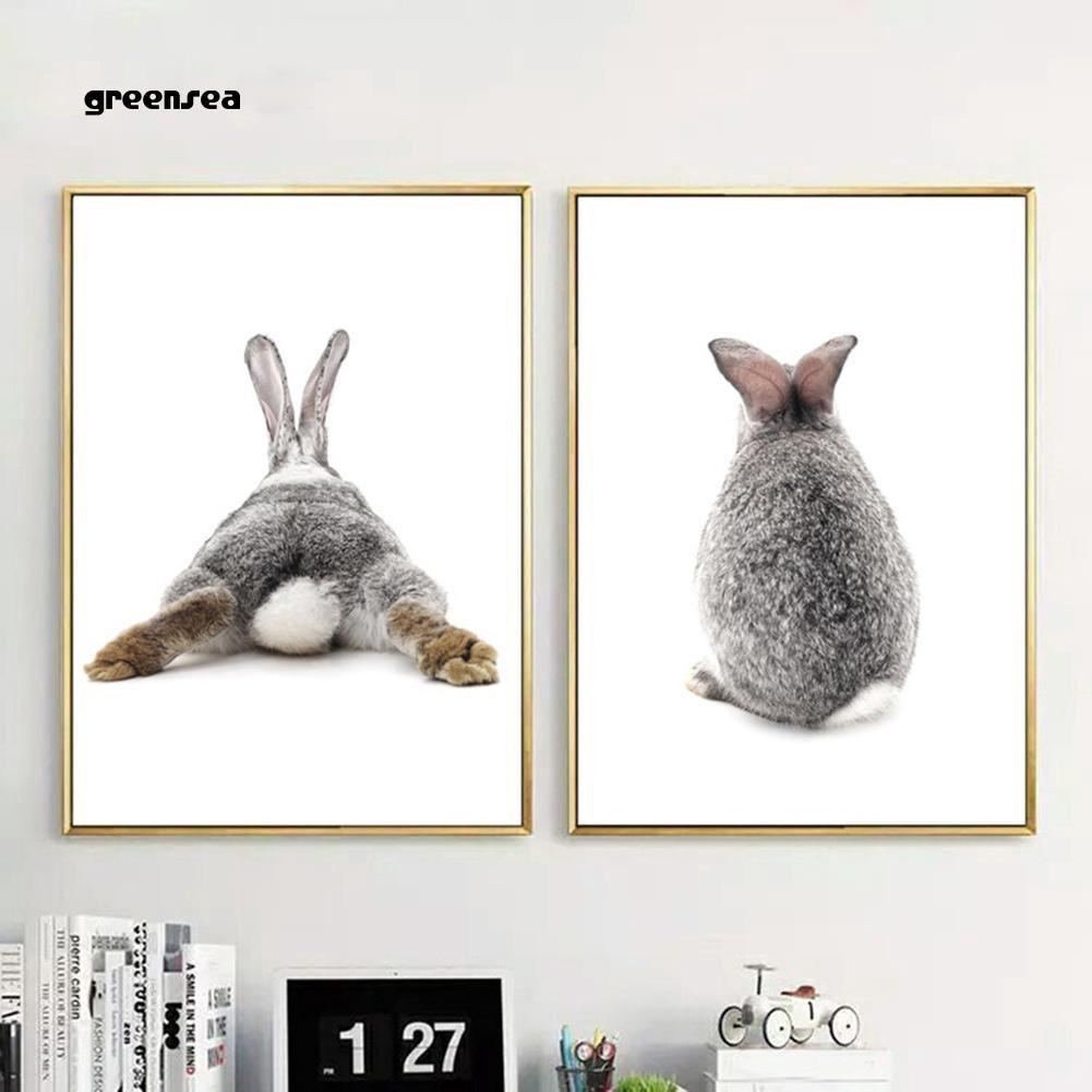Tranh treo tường trang trí nội thất hình chú thỏ xinh xắn - 13941122 , 1831446019 , 322_1831446019 , 119000 , Tranh-treo-tuong-trang-tri-noi-that-hinh-chu-tho-xinh-xan-322_1831446019 , shopee.vn , Tranh treo tường trang trí nội thất hình chú thỏ xinh xắn