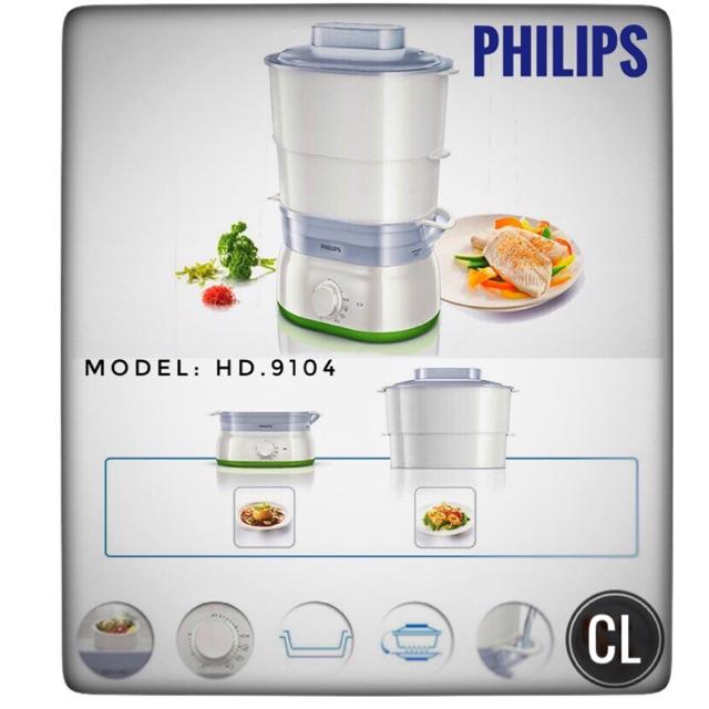 [HOMEMALL0118 TỐI ĐA 70K] Hàng nhập khẩu - Nồi hấp 2 tầng Philips HD9104 - 3095371 , 644879270 , 322_644879270 , 1230000 , HOMEMALL0118-TOI-DA-70K-Hang-nhap-khau-Noi-hap-2-tang-Philips-HD9104-322_644879270 , shopee.vn , [HOMEMALL0118 TỐI ĐA 70K] Hàng nhập khẩu - Nồi hấp 2 tầng Philips HD9104