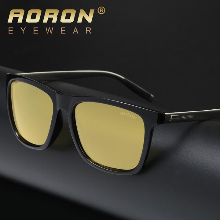 Mắt kính phân cực đi đêm AORON 387 - JONA