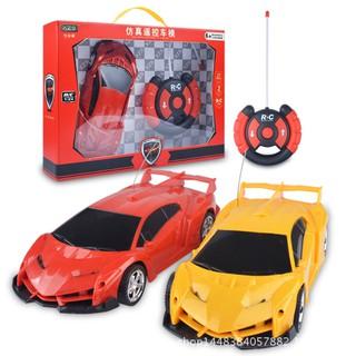 1:24 remote control car kid's toy model car