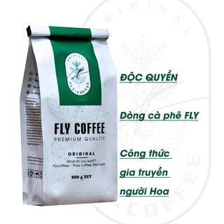 [ĐỘC QUYỀN] Cà phê nguyên chất 100% FLY Coffee – cà phê rang xay công thức người Hoa gia truyền