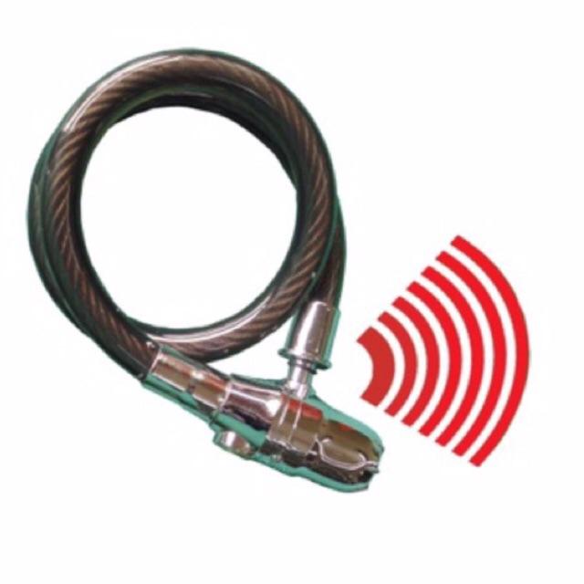 Khoá dây còi báo động chống trộm LK 315