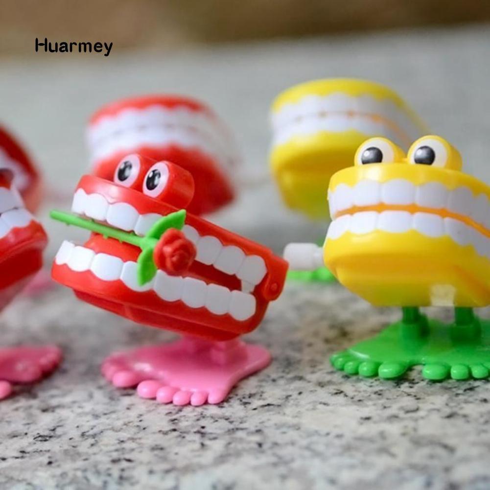 Đồ chơi trang trí hình hàm răng hoạt hình dễ thương cho bé
