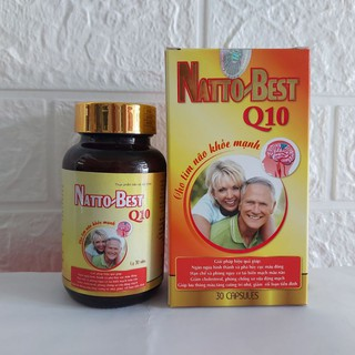 NATTO BEST Q 10