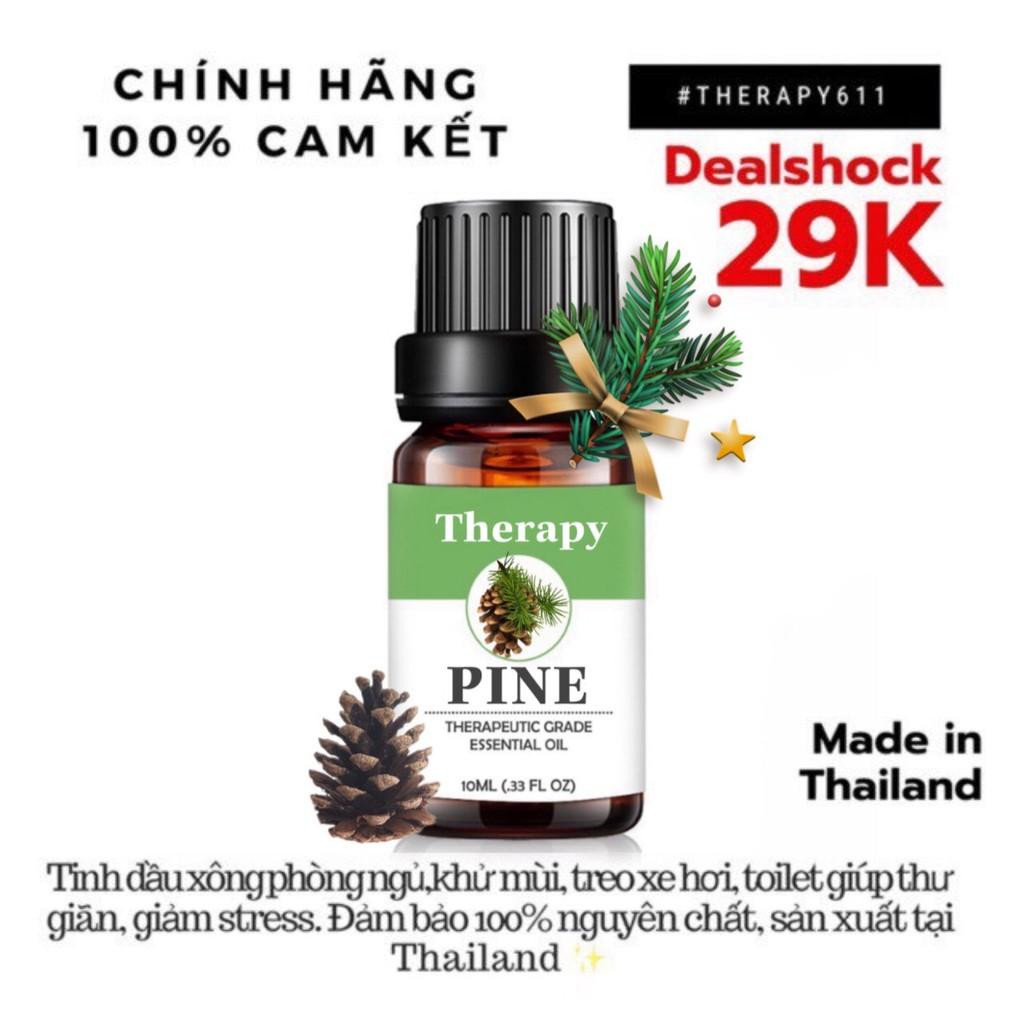 Tinh Dầu Nguyên Chất Gỗ Thông - Pine 10ml