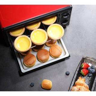 Máy Nướng Bánh Mì Nhiều Tầng Lò Nướng Đa Năng Lò Vi Sóng Mini GAMEI 12l, rã đông, nướng bánh Công Suất 1500W thumbnail