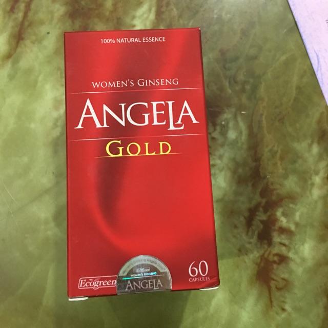 Sâm Angela Gold Hộp 60 Viên