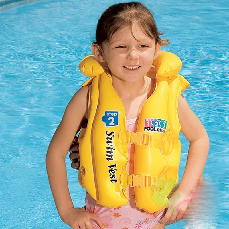 Áo phao bơi cho bé tập bơi