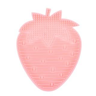 [Mã MINIJUPA giảm 10% tối đa 20K đơn 70K] Dụng cụ vệ sinh cọ trang điểm Miniso Fruit series 2.0(Strawberry) thumbnail
