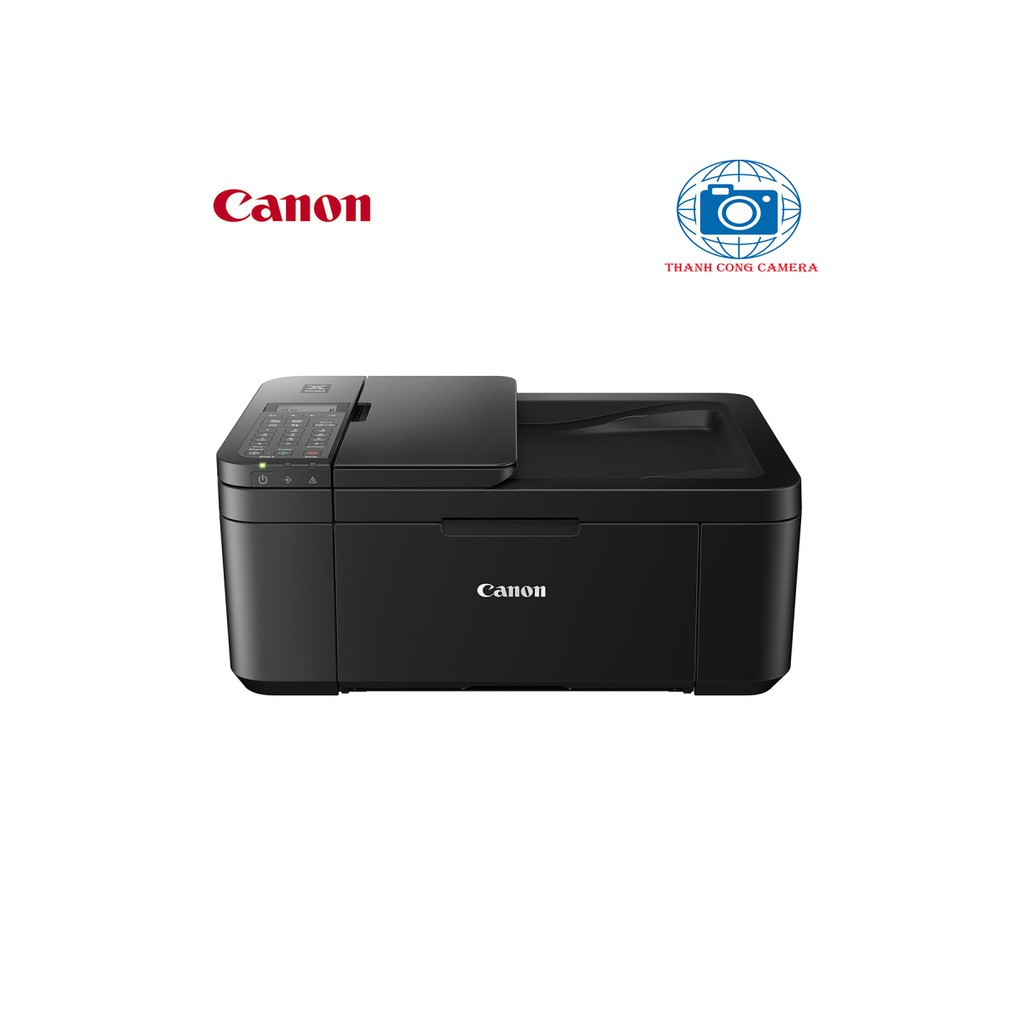 Máy In Phun Màu Đa Năng Canon TR 4570S - In Scan Copy Fax, Wifi