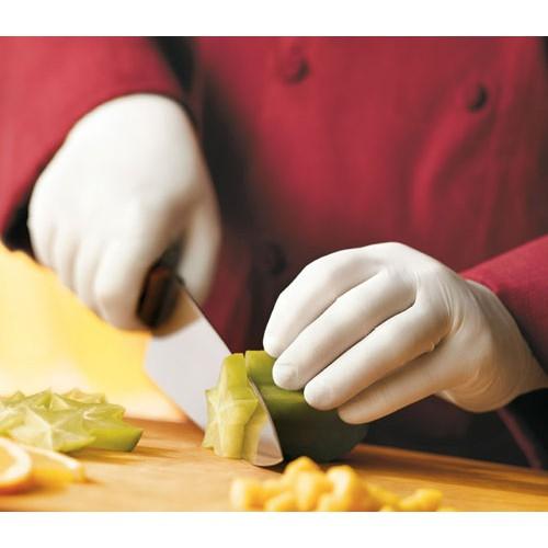 Găng tay thực phẩm không bột, không mùi ( Siêu dai )