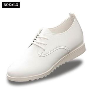Giày nữ Oxford Rozalo RW7088