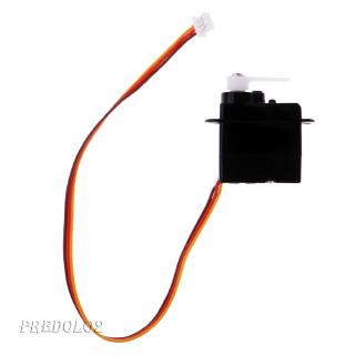 Quality 4.3g Digital Servo Replacement for WLtoys XK X520 Fixed-wing Plane