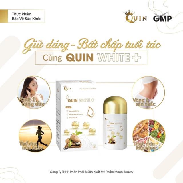 TĂNG SIZE VÒNG 1- Viên Uống Nội Tiết Tố Nữ - Ngừa Khô Quin (Chuẩn Chính Hãng 100%) NEW NEW