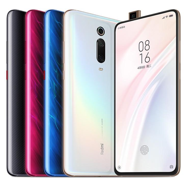 [Mã ELMT1M5 hoàn 6% đơn 1.5TR] Điện thoại Xiaomi Redmi K20 Pro - Hàng nhập khẩu