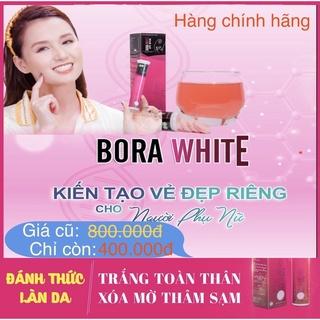 [Chính hãng] Viên Sủi Trắng Da Bora White Hàn Quốc
