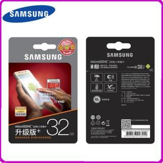 Sản phẩm Thẻ nhớ chính hãng Samsung micro dùng cho camera hành trình speed class 10 tốc độ cao SDHC32G ..