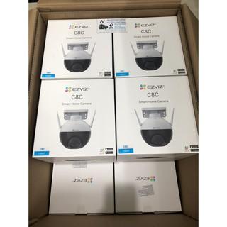 Camera Wifi Ezviz C8C 1080P FHD, Camera ngoài trời có khả năng xoay, Tích hợp AI