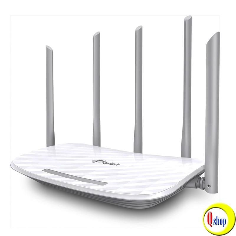 Bộ phát wifi TP-Link Archer C60 AC1350 Băng tằng kép - Chính hãng
