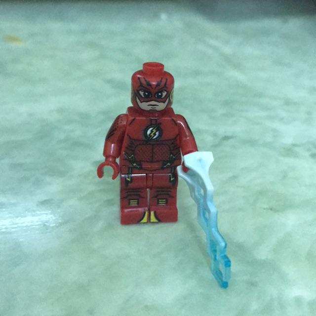 Minifigure nhân vật Flash