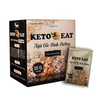 Ngũ Cốc Dinh Dưỡng Giảm Cân KETO EAT - Sản Phẩm Cho Sức Khỏe thumbnail